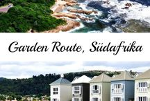 Südafrika ~ Reisetipps / Tips for traveling in South Africa: Cape Town, Garden Route, Johannesburg, Drakensmountains and many more destinations!
