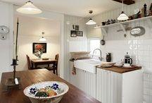 Interior design - Kitchen / Det bästa från Bocenter Fastighetsförmedling, heminredning - kök