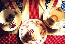 * It's Tea Time! *
