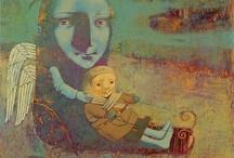 Svetlana Rumak peintures