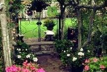 A Taste of Gardening:  Welcome to the Secret Garden! /  Welcome!  The Secret Garden is a very tranquil place that will delight our senses! Come and take a stroll through the garden. Please try to stay on topic?  Pins not on topic will be deleted! Today's topic is PINNERS CHOICE!!