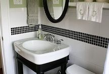 Decor ✭ Bathrooms / Everything about making the bathroom brighter, cleaner, more functional and just...better!