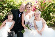 Soft Lavender Summer Wedding