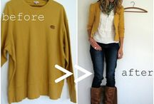 ● DIY vêtements