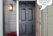 Home Improvement tutorials / by Deneen Walton