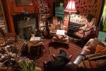Shirley's Loungeroom Mood Board / by Ilana McDonald
