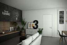 Visual / In questa bacheca sono raccolti i nostri lavori grafici 2d e 3d