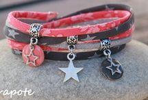 Les bracelets / Nos bracelets favoris et quelques tutoriels pour faire des bracelets