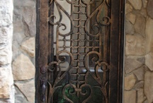 Iron Doors & Gates