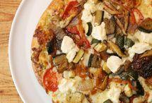 Pizza & Flatbread / by Nancy Sylvester