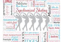 Synchroon schaatsen
