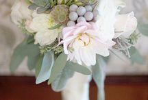 SAGE GREEN - PURE WHITE - WEDDING