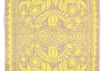 Silk Screen Printing  / by Damaris Galvez