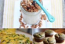 Breakfast Ideas / by Minka Lepic