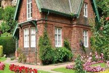 Casinhas cottage e Castelos...