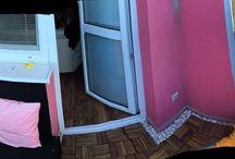 Balcony inspiration / zo starého je nový :)