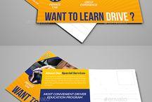 driving school design
