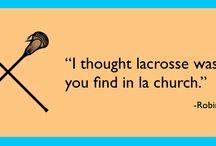 Lacrosse inspirations