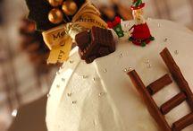 クリスマスのレシピ / クリスマスにピッタリのケーキ、ディナー、サラダ、スープのレシピをご紹介!#Christmas #cake #salad #soup #menu #food #party