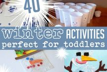 January Infant and Toddler Activities