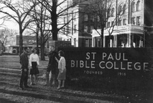 Minnesota Colleges / You can also visit http://collegehistorygarden.blogspot.com/ for more information.