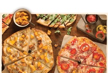 Pair Bertuccis / FOUR NEW PIZZAS