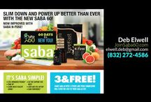 Saba 60 Weight Loss Program / OK. I know there are folks out there who are looking for something that WORKS to help you to get the WEIGHT OFF and get HEALTHIER that doesn't cost an arm and a leg. HERE IS YOUR ANSWER!!!