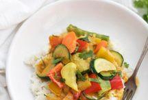 Veggie Dinners