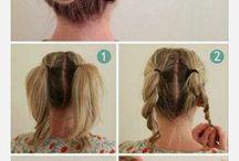 Mode, Haare und Make up und mehr