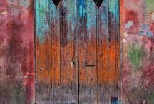 Age Old But beautiful Doors.