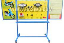 Trainer Body Electrikal Sepeda Motor Yamaha / Trainer Body Electrikal Sepeda Motor Yamaha