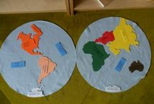 Montessori and other - GEOGRAPHY
