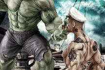 Hulk War World