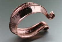 awesome copper cuffs / by Dian Figler