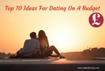 Dating On A Budget / Ideas of dating venues/activities