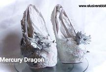 Mercury dragon Heels