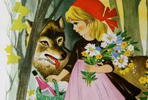 Rotkäppchen/ Little Red Riding Hood