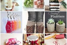CRAFT DIY: Gift Ideas
