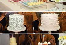 desserts buffet wedding