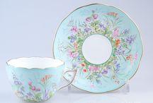 Porcelan Painting fincan
