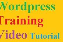 Wordpress Training Video Tutorial