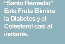 Frutas para mejorar la diabetes