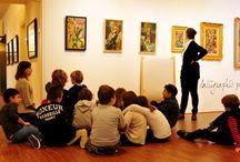 Artrust educational workshops / Workshops for children