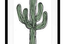 // Posters - cactussen