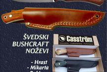 Casstrom - Švedski Bushcraft noževi