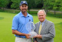 Golf Tournament champions