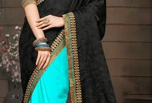 THE SAREE WARDROBE / the ethnic beauty of sarees in creative form