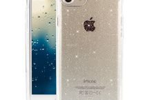 Glitter phone cases / Glitter phone cases are great accessory for stylish girls.