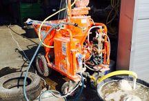 Reparatie en onderhoud machines / reparatie en onderhoud