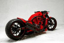 autre motos customiser